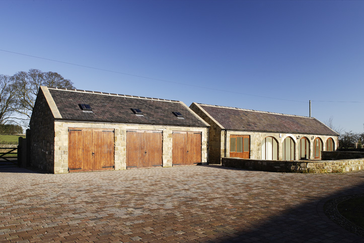 Barn Conversions, Halton Shields