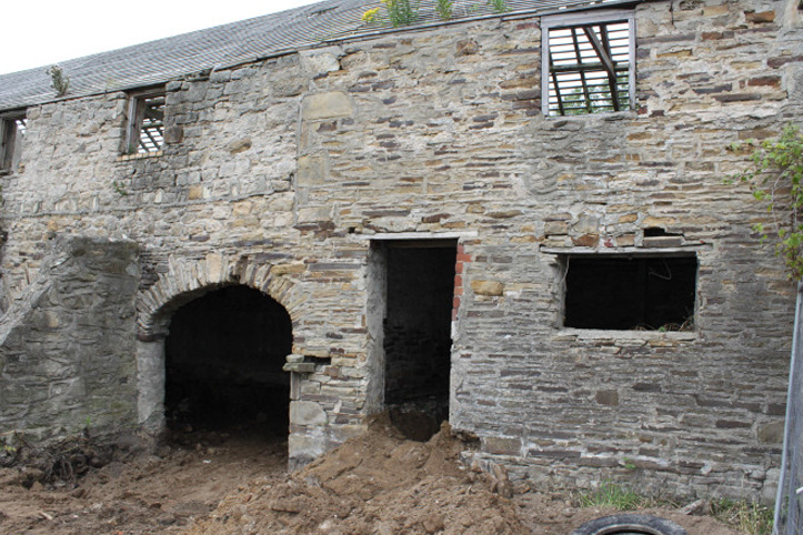 The Arches, Urpeth South Farm, Beamish.