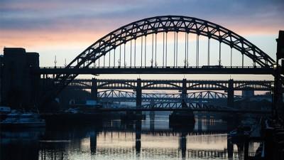 Building the Tyne Bridge