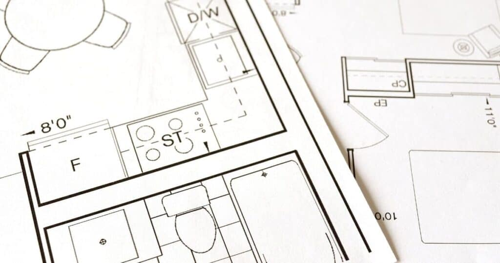 New house blueprints
