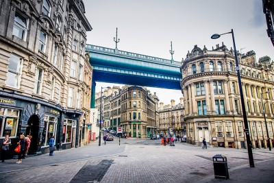 Newcastle's Tyne Bridge