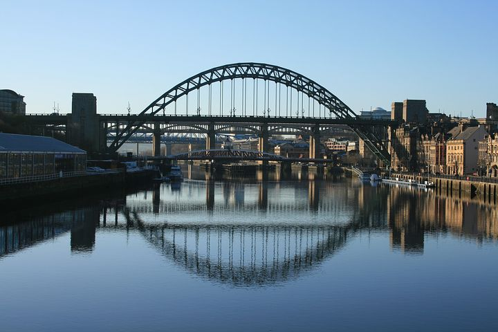 Tyne Bridge - Newcastle's most famous landmark