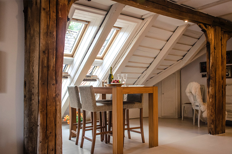 Is planning permission needed for a loft conversion?