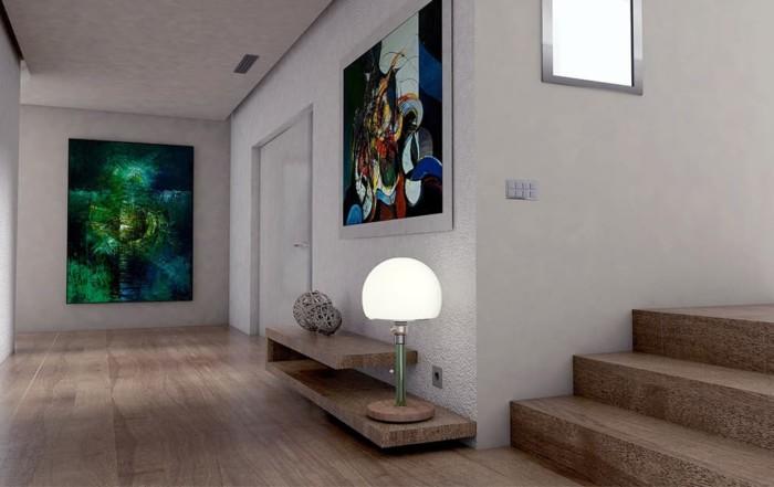 Renovated flat